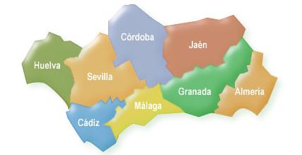 Andalucía, pueblo a pueblo