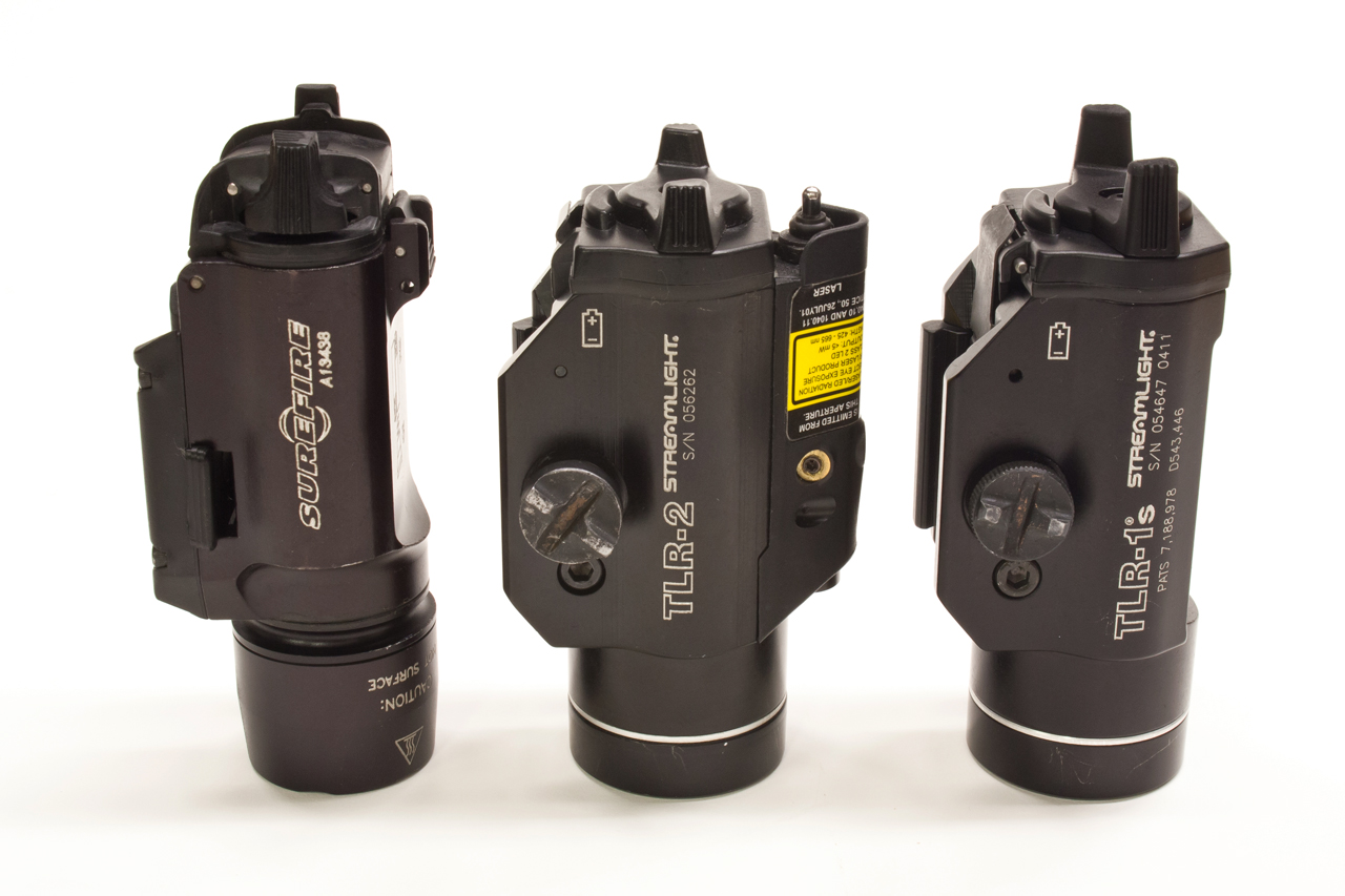 Surefire X200 submited images.