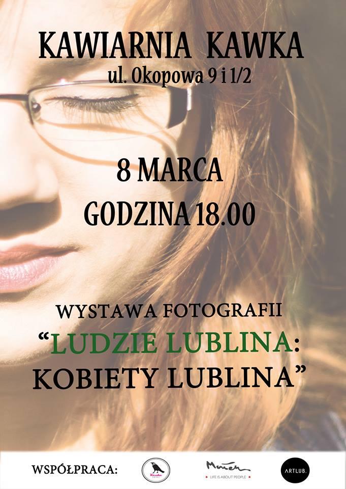 Lublin, Kawiarnia Kawka, fotografie,