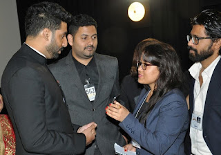 Abhishek Bachchan inaugurated the opening ceremony of Indian International Film Festival of Queensland