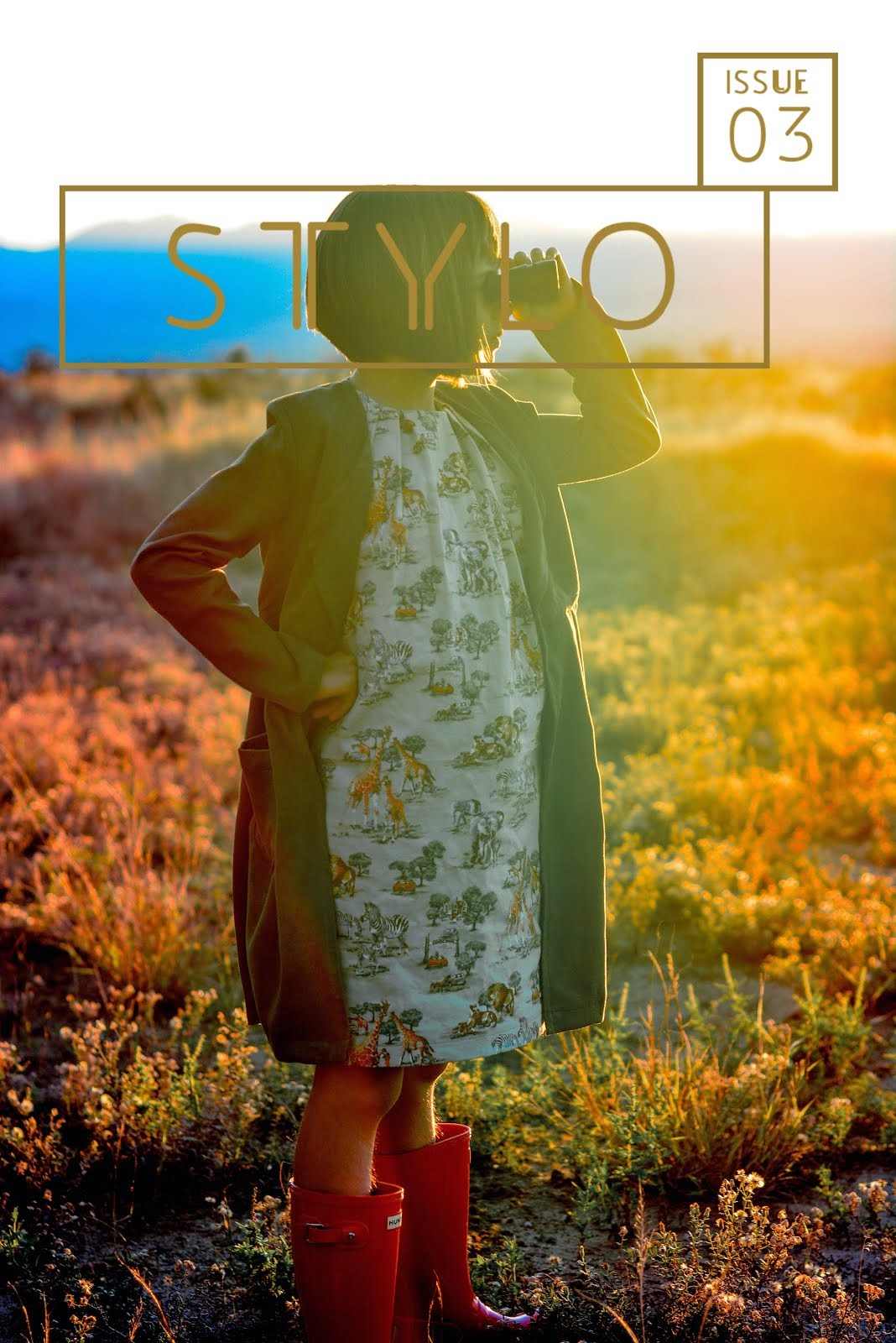 Stylo Magazine 03