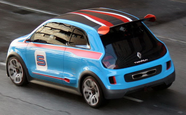 Nuevo Renault 5 2013
