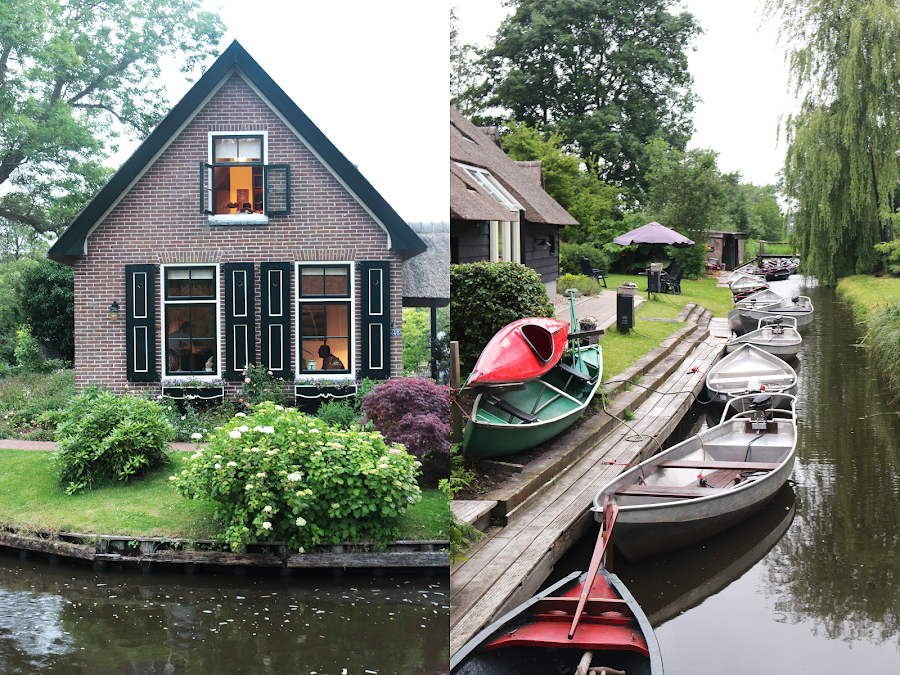 Magical Giethoorn
