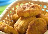 Nuggets de Milho (vegana)