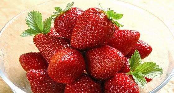 Φράουλες - Τεστοστερόνη