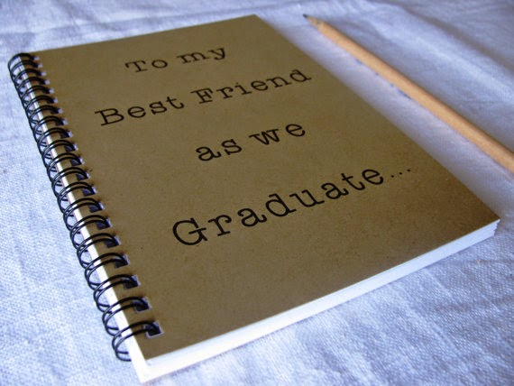 graduation journal for best friends