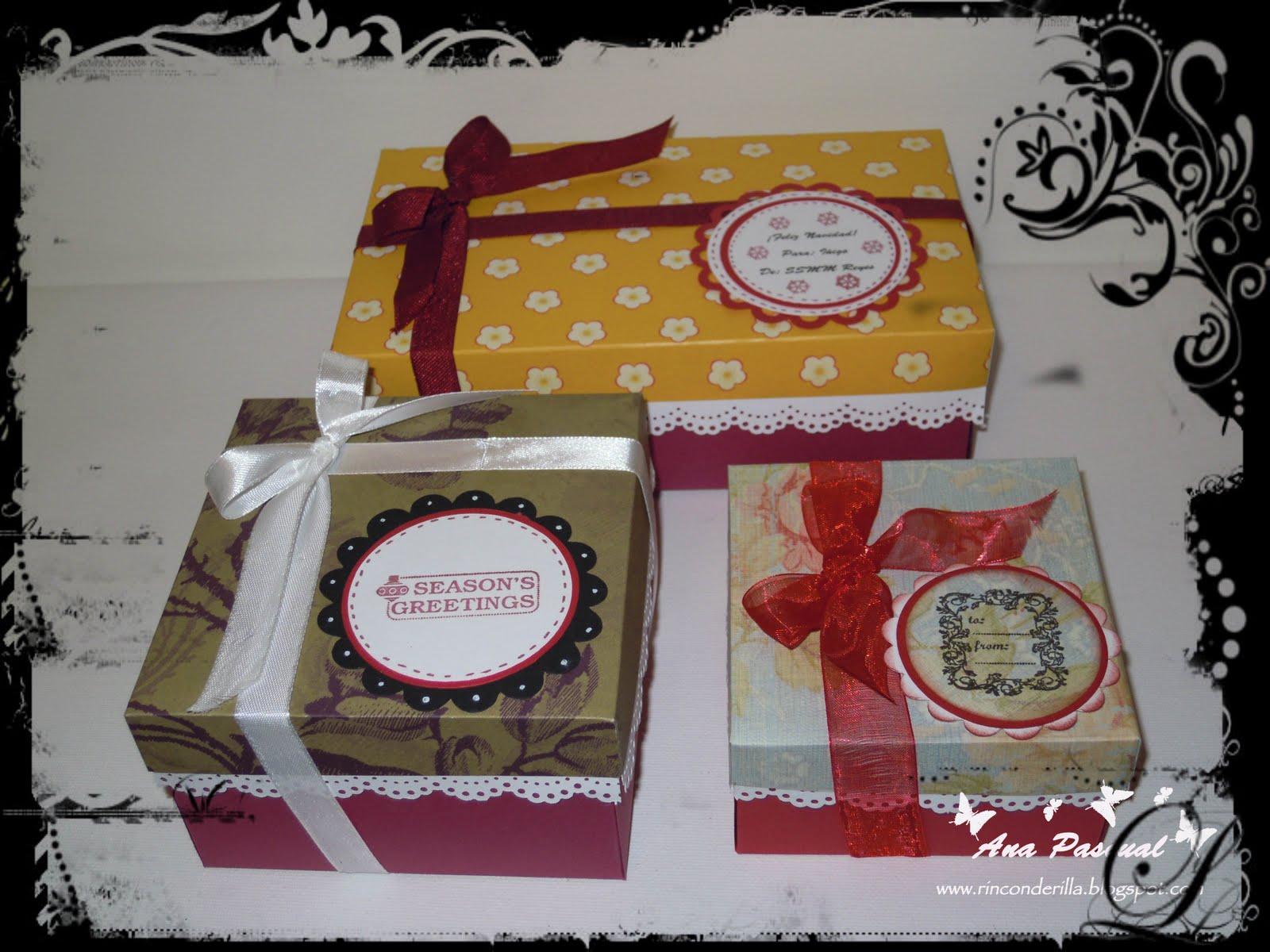 Rincon de rilla envoltorios para regalos a medida - Envoltorios para regalos ...