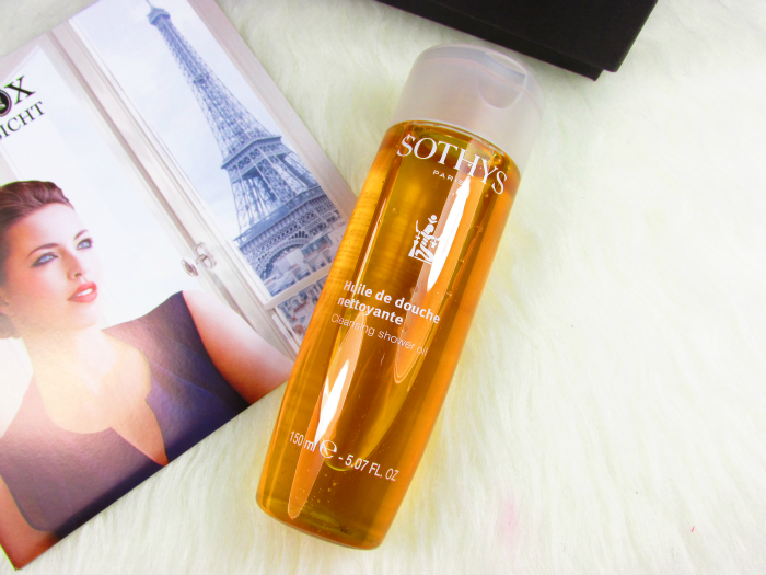 SOTHYS Beauty Box - Cleansing Shower Oil Originalgröße 150ml