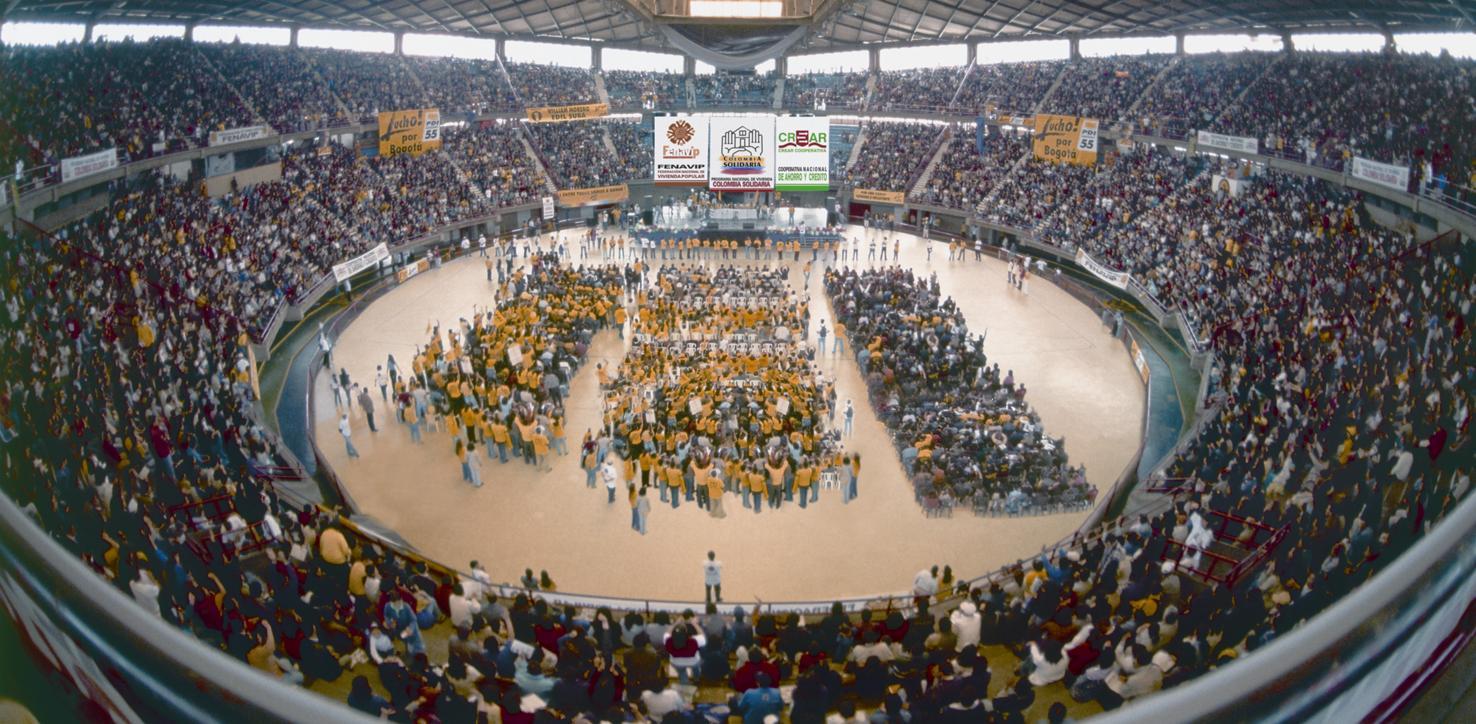 Palacio de los deportes de bogot zona bogot es planes for Puerta 7 palacio delos deportes