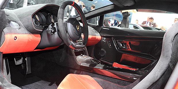 Lamborghini Gallardo Lp570 4 Super Trofeo Stradale Fast Spy Photo