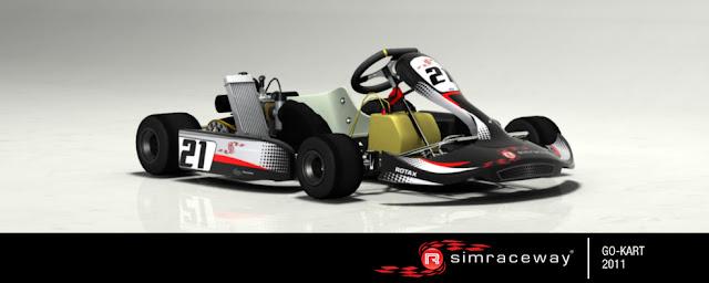 Simraceway Go Kart 2011