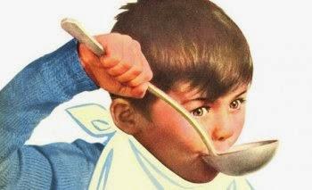 manger de la soupe pour grandir