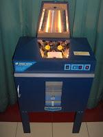 Penetas otomatis A100 Prototipe