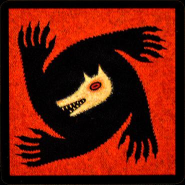 Resultado de imagen de hombres lobo de castronegro logo