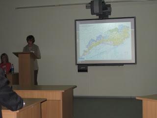 Використання геоінформаційних систем та дистанційного зондування землі. Фото №4 з конференції.