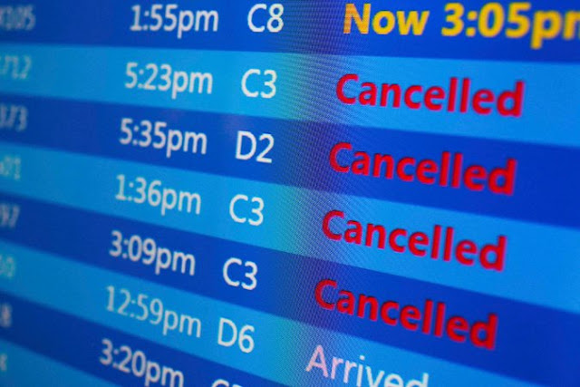 How the Snowstorm Is Affecting Travel