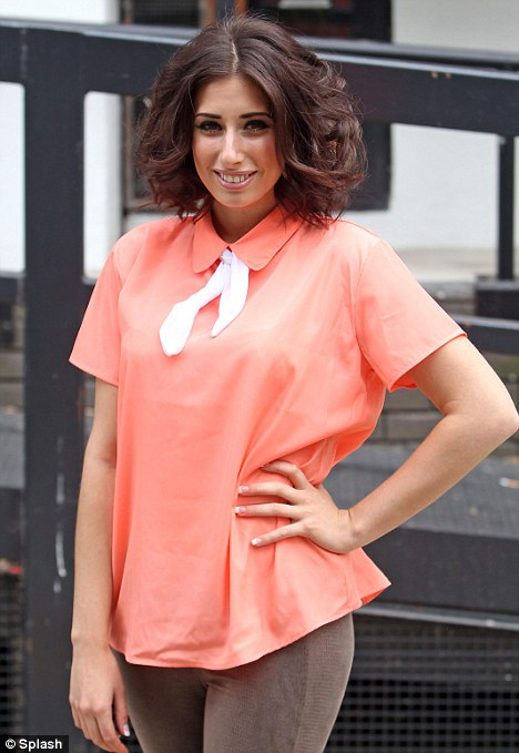 Oh my god! Sing If You Can presenter Stacey Solomon gets the chop