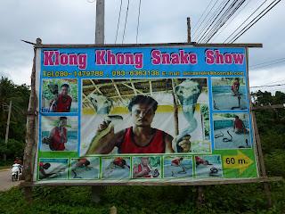 Cobra Show Ko Lanta