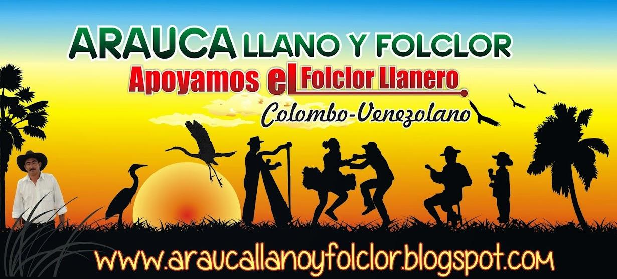 ARAUCA LLANO Y FOLCLOR