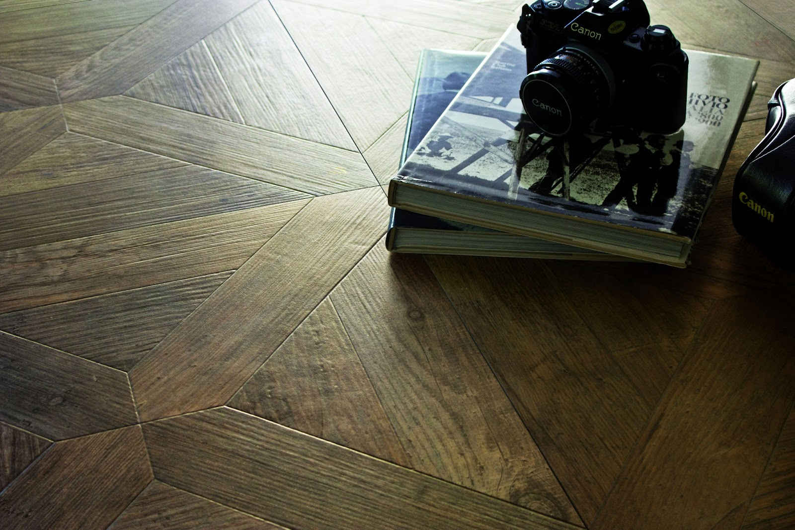 Emc Tiles A Tile With The Look Of Antique Wood Thanks To