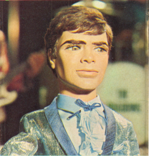 Thunderbirds, Cliff Richard