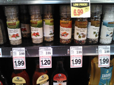 red monkey seasonings on closeout at frys