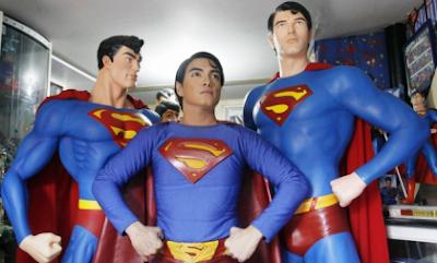 Pinoy Superman Look-a-Like