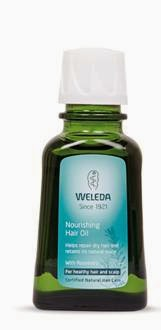 weleda hair oil