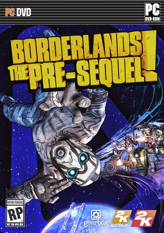 Borderlands The Pre Sequel PC Game Download