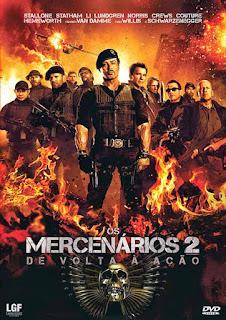 Assistir Os Mercenários 2 Dublado Online HD
