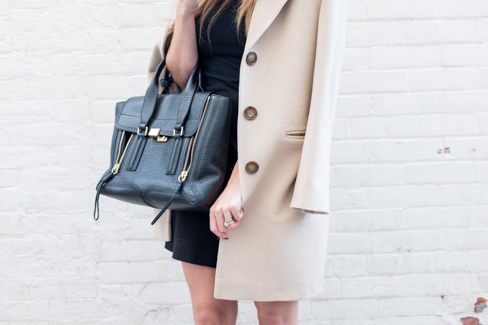 camel coat for petite ladies outfit