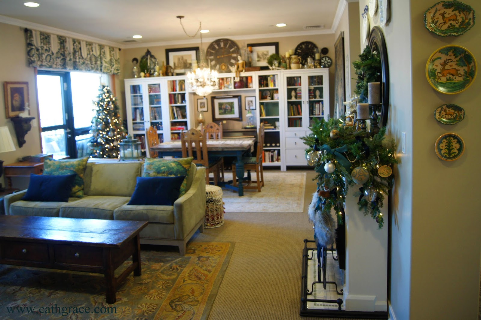 Christmas Open House | cathgrace