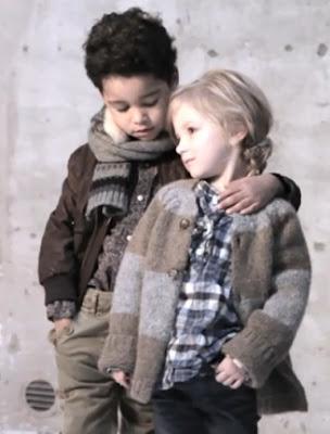 ROPA Y MODA INFANTIL INVIERNO 2012 CLOSED KIDS