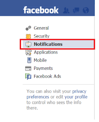 facebook+notifications