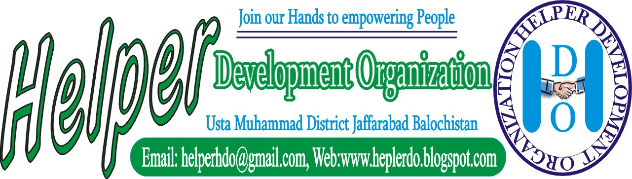 HELPER DEVELOPMENT ORGANIZATION