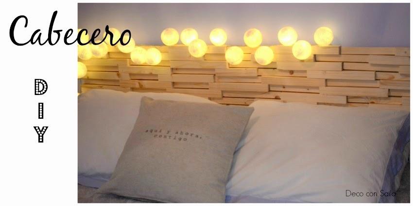 Cabeceros de cama baratos - Hacer cabecero cama barato ...