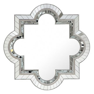 Z Gallerie Becker Mirror