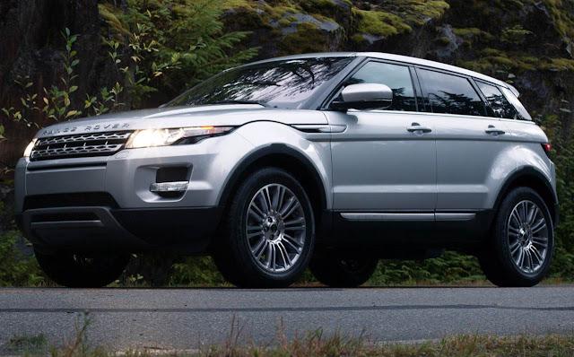 Land Rover Evoque 2014 - Fabricação Brasil