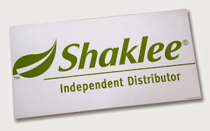 I am Shaklee Independent Distributer