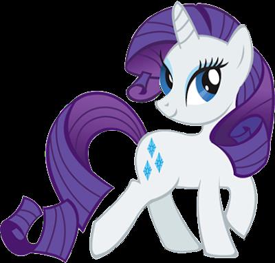 Los ponies de Equestria tienen diferentes personalidades y