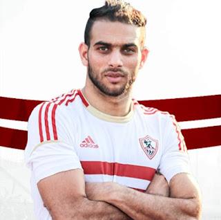 أحمد دويدار مدافع الزمالك الدولي