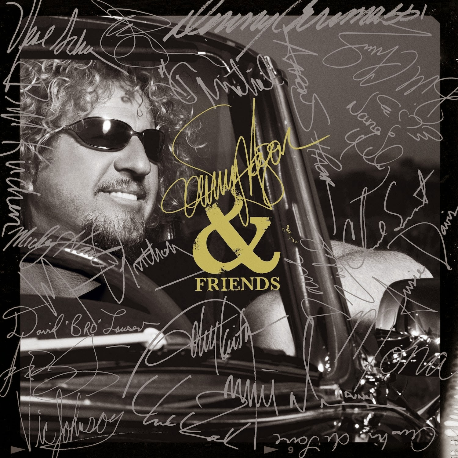 sammy hagar friends