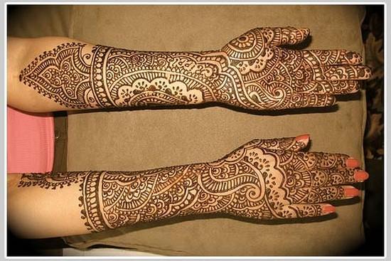 Mehndi For Kids Full Hand : Mehndi design for hands bridal designs full