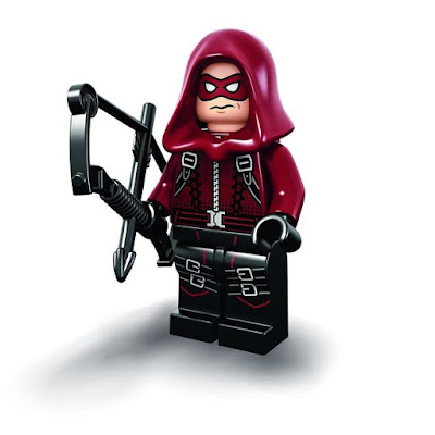 "San Diego Comic-Con 2015 Exclusive DC Comics ""Arsenal"" Arrow TV Series LEGO Mini Figure"