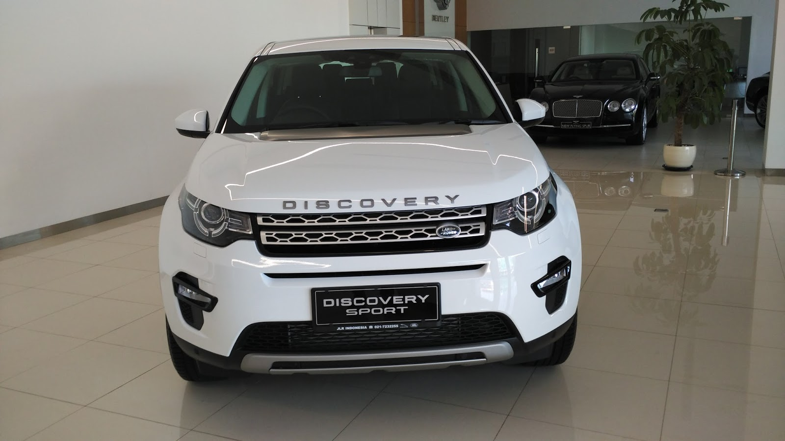RANGE ROVER: LAND ROVER DISCOVERY SPORT 2015 ATPM JAGUAR LAND ROVER