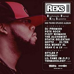Reks - Rhythmatic Eternal King Supreme