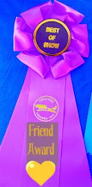 Lovely Friendships Award from Brad!