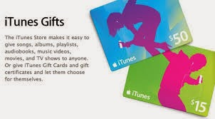 jual Itunes Gift Card US elektrik