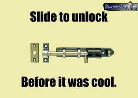 funny things lock picture