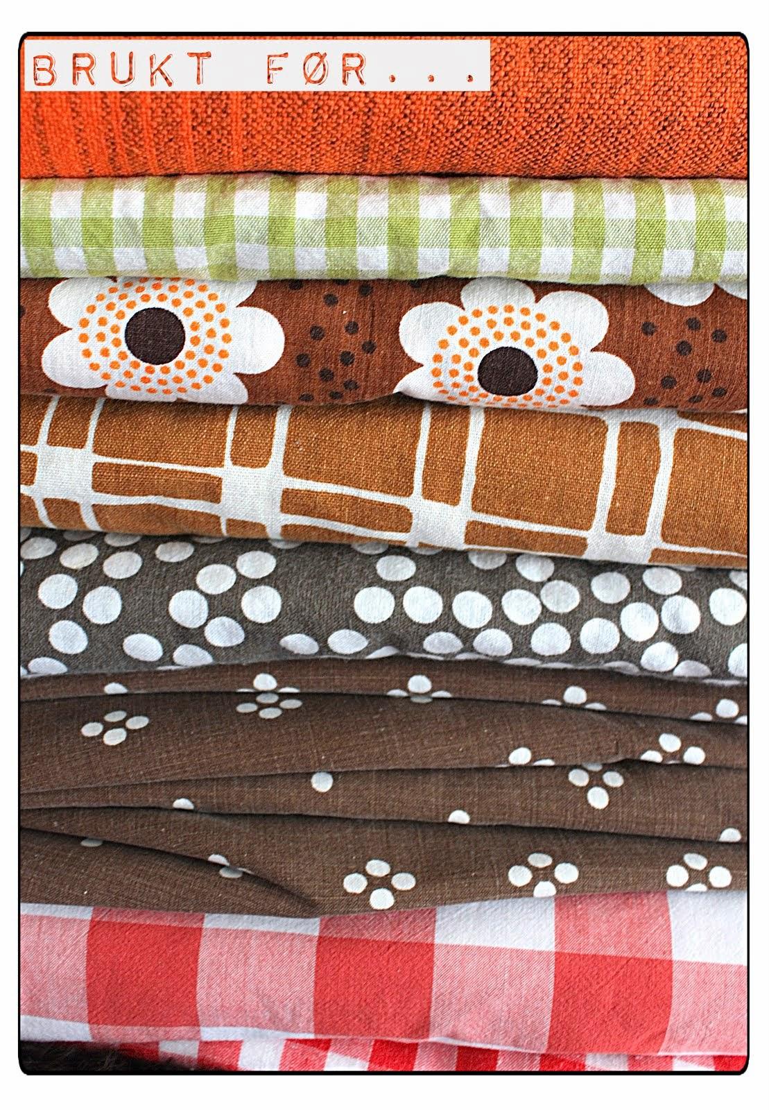 Hvorfor gjenbruke tekstiler?